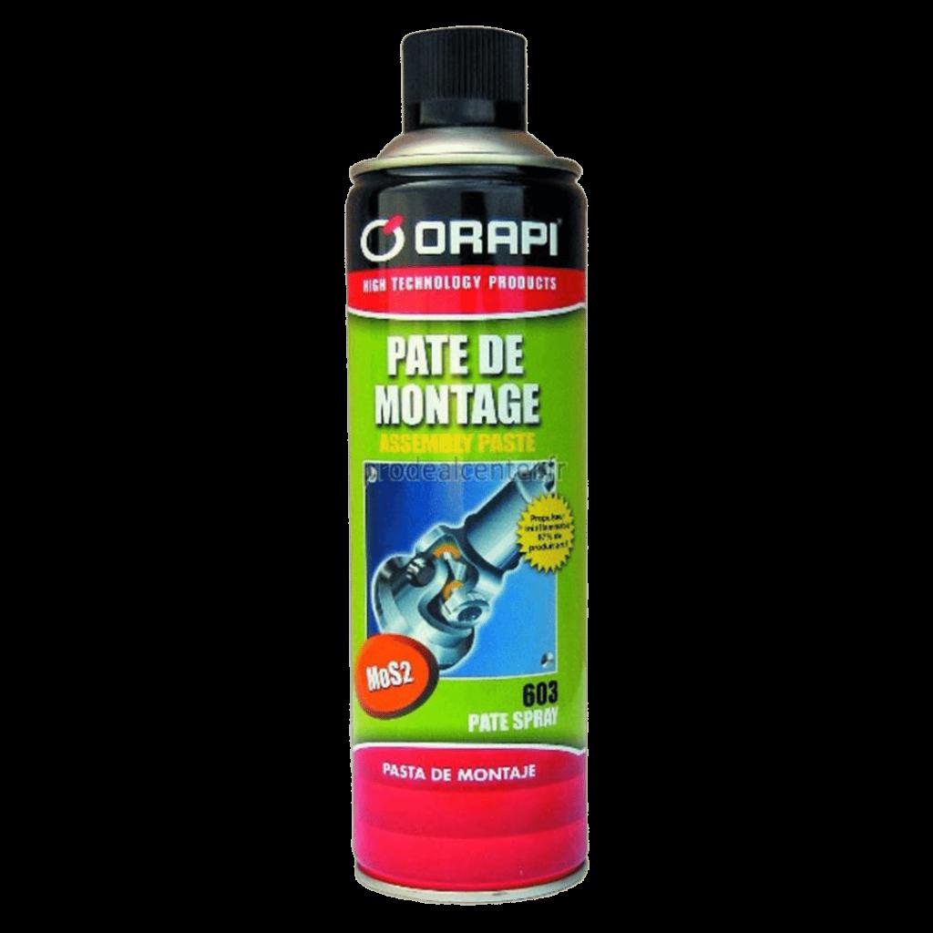 ORAPI Pate Spray Montage