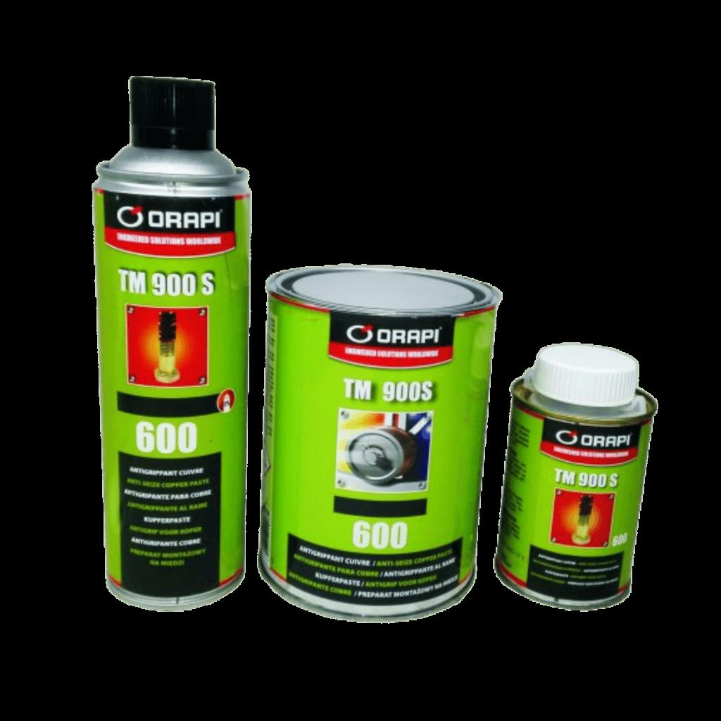 ORAPI TM 900s Montagepaste für hohe Temperaturen geeignet